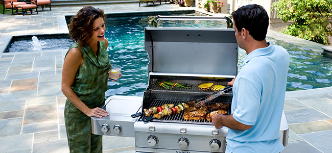 Outdoor-Grilling